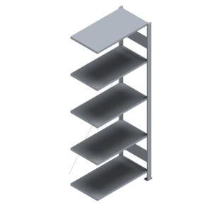 Legbordstelling MultiPlus 150 - 2000 x 756 x 400 -  | Magazijn.nl - De logistieke webshop van Nederland
