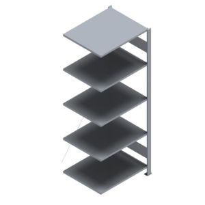 Legbordstelling MultiPlus 150 - 2000 x 756 x 600 -  | Magazijn.nl - De logistieke webshop van Nederland