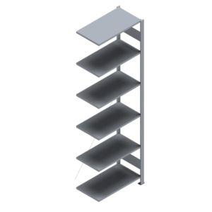 Legbordstelling MultiPlus 150 - 2500 x 756 x 400 -  | Magazijn.nl - De logistieke webshop van Nederland