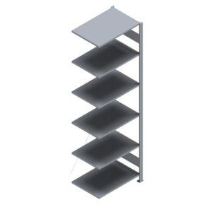 Legbordstelling MultiPlus 150 - 2500 x 756 x 500 -  | Magazijn.nl - De logistieke webshop van Nederland