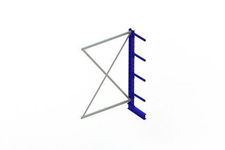 Draagarmstelling - Enkelzijdig - 2000 mm x 1330 mm x 610 mm - Uitvoering :Enkelzijdig van Magazijn.nl