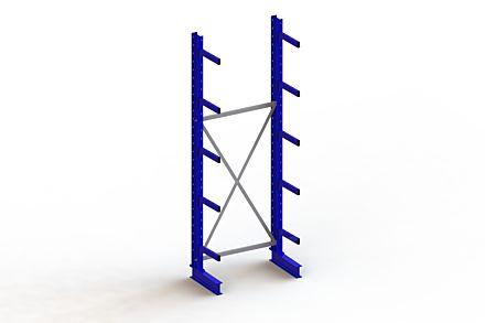 Draagarmstelling - Enkelzijdig - 3000 mm x 1103 mm x 630 mm - Uitvoering :Enkelzijdig van Magazijn.nl