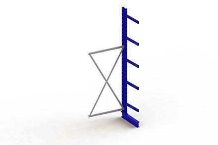 Draagarmstelling - Enkelzijdig - 3000 mm x 1030 mm x 830 mm - Uitvoering :Enkelzijdig van Magazijn.nl