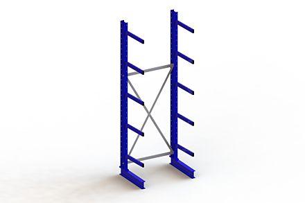 Draagarmstelling - Enkelzijdig - 3000 mm x 1103 mm x 830 mm - Uitvoering :Enkelzijdig van Magazijn.nl