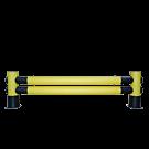 D-Flexx Golf - Double Rail 2500