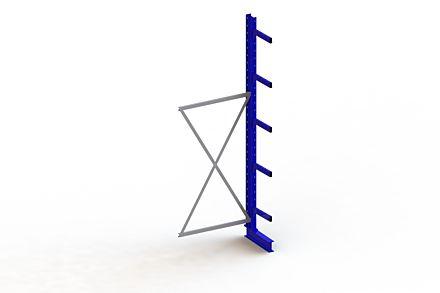 Draagarmstelling Medium - 3000 x 1030 x 400 - Aanbouw