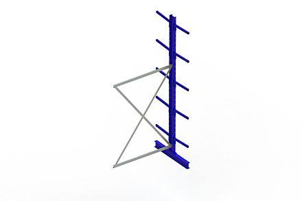 Draagarmstelling Light - 3000x 1330 x 1020 - Aanbouw