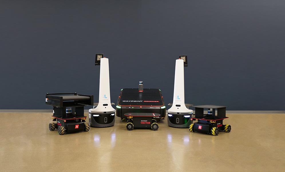 Locus Robotics neemt Waypoint Robotics over
